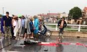 Nam Định: Bị sét đánh trúng, một phụ nữ tử vong tại chỗ
