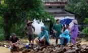 Hòa Bình: 13 người thương vong do mưa lũ, di dời hơn 300 hộ dân ra khỏi vùng nguy hiểm