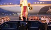 Chùm ảnh về Tổng thống Mỹ Donald Trump có mặt tại Thủ đô Hà Nội