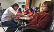 """Hơn 1.000 người tham gia hiến máu trong ngày đầu tiên diễn ra """"Lễ hội Xuân hồng"""""""