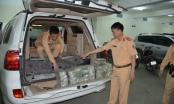 Quảng Ninh: Bắt giữ nhóm đối tượng dùng ôtô vận chuyển 100 bánh heroin