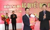 Quảng Ninh: TP Cẩm Phả có tân Bí thư và Chủ tịch