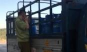 """Quảng Ninh: Kỳ lạ cán bộ Quản lý thị trường dùng xe """"báo chí ảo"""" kiểm tra xe tải"""
