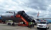 Máy bay hạ cánh khẩn cấp để cấp cứu nam hành khách ngất xỉu