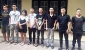 Hà Nội: Khởi tố nhóm đối tượng đua xe trái phép