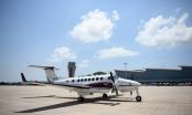 Cận cảnh chuyến bay đầu tiên hạ cánh xuống Cảng hàng không quốc tế Vân Đồn
