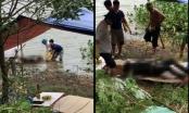 Hà Nội: Bàng hoàng phát hiện thi thể nam thanh niên dưới sông Đáy