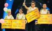 Quảng Ninh: Biển người sôi động cổ vũ cho thí sinh vô địch cuộc thi Đường lên đỉnh Olympia năm thứ 18