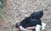 Hòa Bình: Bàng hoàng phát hiện thi thể nam thanh niên chết trong tư thế quỳ gối