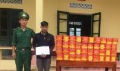 Quảng Ninh: Bắt giữ người đàn ông vận chuyển hơn 1 tạ pháo nổ