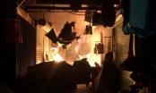 Hải Dương: Hỏa hoạn bùng phát, thiêu rụi cửa hàng vàng mã