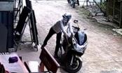 Nữ hiệu trưởng trộm xe máy của giáo viên đi cầm cố