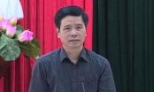 Hà Nội: Cách tất cả chức vụ trong Đảng đối với Bí thư huyện Phúc Thọ