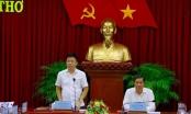 Bộ trưởng Lê Thành Long làm việc tại Cần Thơ: Cải cách Tư pháp phải thực chất, cụ thể và hiệu quả