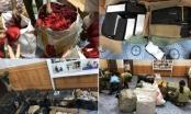 Quảng Ninh: CSGT phát hiện trong thùng container chứa nghìn sản phẩm mỹ phẩm không rõ nguồn gốc