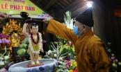 Phật giáo Quảng Ninh tổ chức Nghi lễ tắm tượng Phật