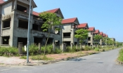 Hà Tĩnh: Hàng chục căn biệt thự hạng sang chết lâm sàng giữa lòng thành phố