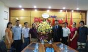 """Báo Pháp luật Việt Nam: Tập thể """"bản lĩnh, năng động, sáng tạo, hành động, đoàn kết, nghĩa tình"""""""