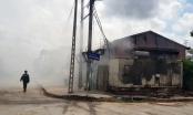 Ninh Bình: Công viên Khủng Long bất ngờ phát hoả khiến nhiều người phát hoảng