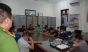 Quảng Ninh: Bắt giữ 15 con bạc đang say sưa sát phạt trên biển