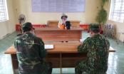 Quảng Ninh: Lực lượng đồn biên phòng Quảng Đức tạm giữ người phụ nữ nhập cảnh trái phép