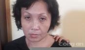 Người phụ nữ dạy con trộm túi tiền của bà cụ bán hàng nước bị bắt khi đang sử dụng mà túy