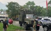 13 cán bộ, chiến sĩ thuộc đoàn tìm kiếm cứu nạn Thừa Thiên Huế mất tích