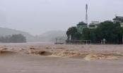 Quảng Ninh: Nhiều nơi bị ngập sâu trong nước do mưa lớn kéo dài