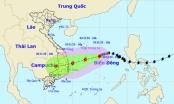 Bão số 10 vào vùng biển Quảng Ngãi đến Khánh Hòa gây biển động mạnh