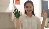 Vẻ đẹp thuần khiết thu hút sự chú ý của tân Hoa hậu Việt Nam 2020 Đỗ Thị Hà