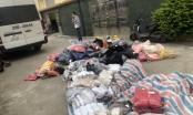 Quảng Ninh: CSGT liên tiếp phát hiện xe khách chở hàng hoá, thực phẩm không rõ nguồn gốc