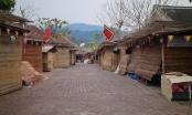 Quảng Ninh: Núi thiêng vắng lặng không một bóng người do ảnh hưởng của dịch bệnh