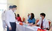 Quảng Ninh: Đến 9h sáng nay, 15 khu vực bỏ phiếu có 100% cử tri đi bỏ phiếu bầu