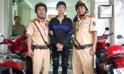 TP HCM: CSGT An Lạc bắt gọn đối tượng bị truy nã từ Bến Tre