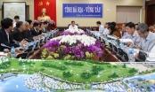 Bà Rịa – Vũng Tàu: Tập đoàn Tuần Châu tiếp tục muốn làm siêu dự án tại TP Vũng Tàu