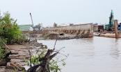 Hàng loạt đơn vị chịu trách nhiệm về sự cố sạt lở bờ kè Tắc Sông Chà