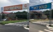 Địa ốc Long Phát gắn tên 2 dự án trên cùng 1 khu đất không có thật để chào bán