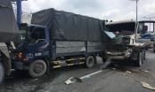 TP HCM: Phong tỏa cầu vượt Thủ Đức vì 3 xe đâm nhau liên hoàn