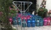 Hải Phòng: Phát hiện gần 200 bình gas không rõ nguồn gốc