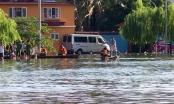 Hải Phòng: Mưa lụt, hai chị em ruột đuối nước dưới hồ Tiên Nga