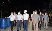 Hải Phòng kiểm tra đột xuất công tác phòng chống dịch tại chợ đầu mối hải sản