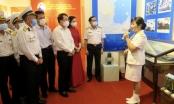 Hải Phòng: Triển lãm về biển, đảo và đường Hồ Chí Minh trên biển