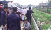 Nghệ An:Băng qua đường sắt, xe máy bị tàu hoả Bắc Nam đâm tử vong