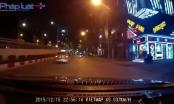 Hà Nội: Ô tô gây tai nạn liên hoàn rồi bỏ chạy