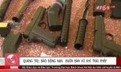 Vấn nạn buôn bán vũ khí trái phép