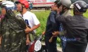 Bình Dương: Truy đuổi đối tượng trộm xe như phim hành động