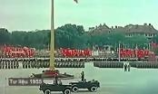 [Clip]: Lễ diễu binh lần đầu tiên của Quân đội Nhân dân Việt Nam