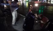 Ẩu đả sau va chạm giao thông, 2 người bị thương nặng