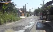 TP HCM: Dân đóng kín vì bụi và đường xuống cấp nghiêm trọng