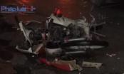 Bình Dương: Xe máy đấu đầu với ô tô, nam thanh niên tử vong